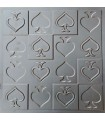 Piki - ABS Plastic Press Mold 3d Panels Wall Stone Art Design Decor
