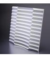 Meropa - ABS Kunststoff Pressform 3D Panels Wand Stein Kunst Design Dekor