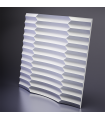 Meropa - Molde de prensa de plástico ABS Paneles 3d Decoración de diseño de arte de piedra de pared