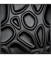Capsul - Moule de presse en plastique ABS Panneaux 3d Mur Pierre Art Design Décor